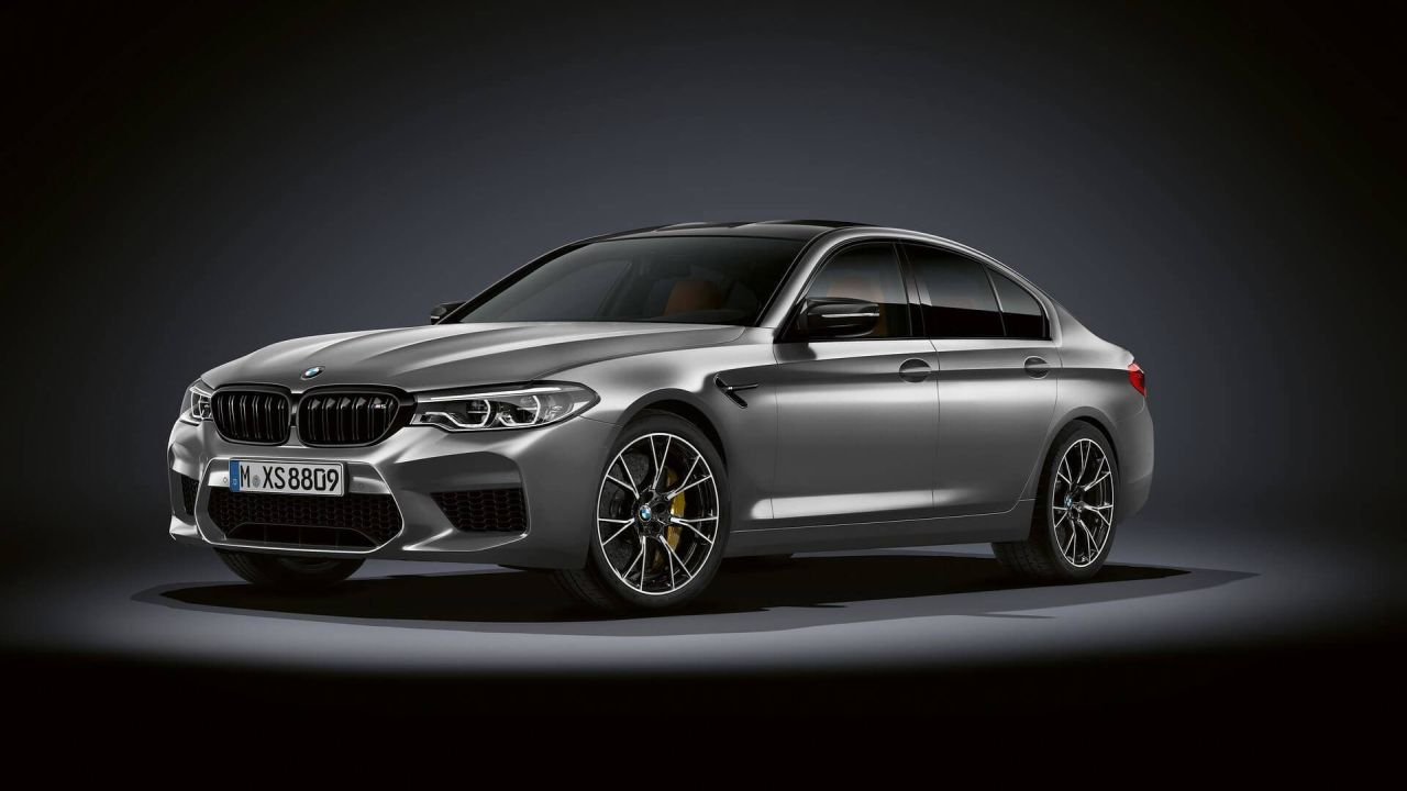 2019 Bmw M5 Competition Breaks Covers The Supercar Blog