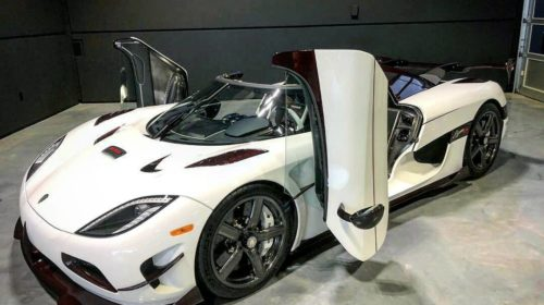 Koenigsegg Agera RS-white-red-carbon-Canada-1