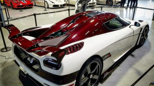 Koenigsegg Agera RS-white-red-carbon-Canada-2
