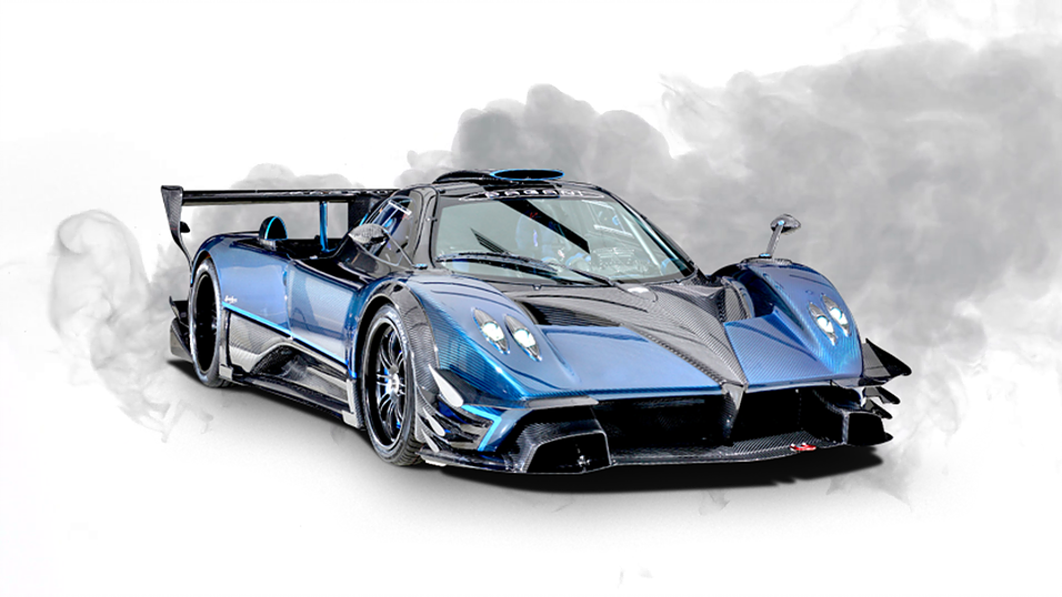 Pagani Zonda Revolucion for sale