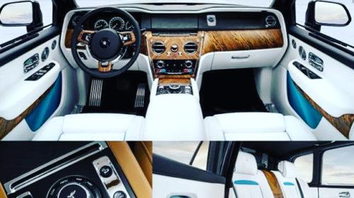 Rolls Royce Cullinan SUV-leaked-image-2
