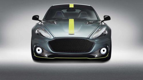 Aston Martin Rapide AMR-3