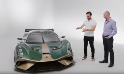 Brabham BT62-Carfection