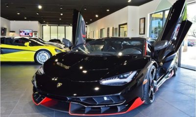 Lamborghini Centenario for sale-McLaren Scottsdale