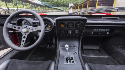 Lamborghini Miura SVR-8