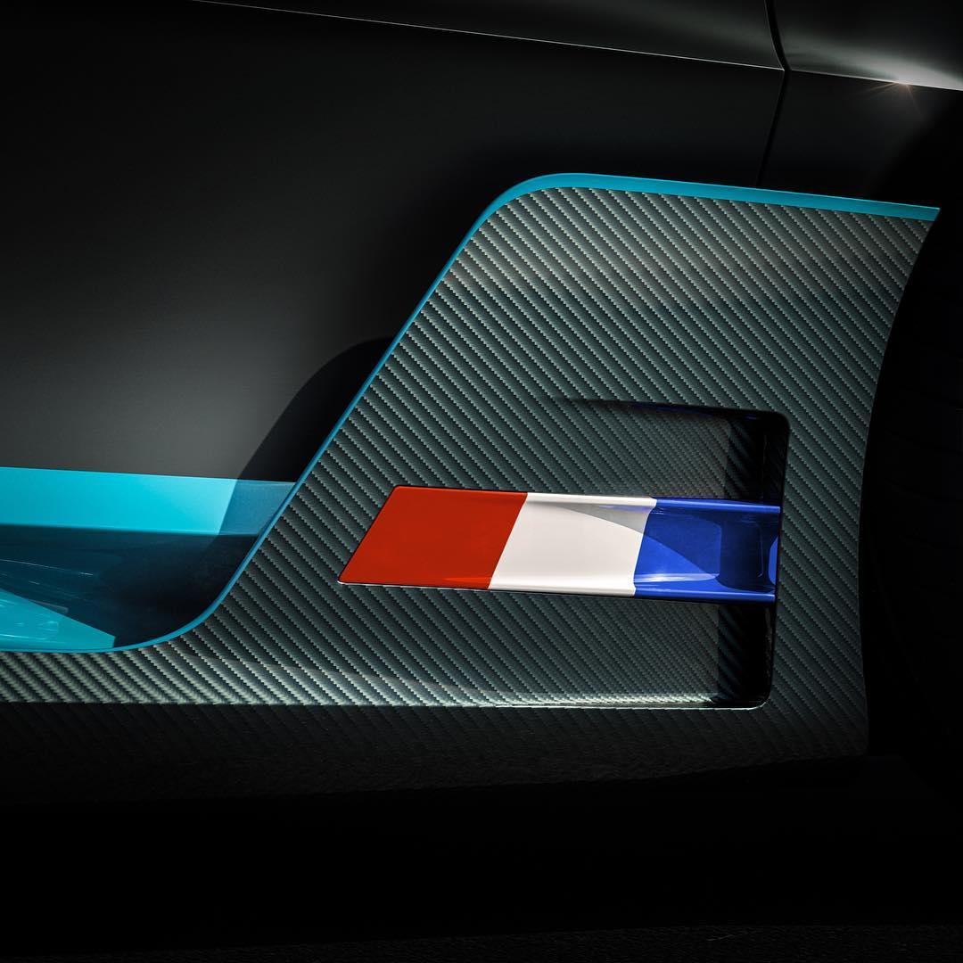 Bugatti Chiron Divo teaser-2