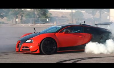 Rear-wheel drive Bugatti Veyron-Royalty Exotic Cars