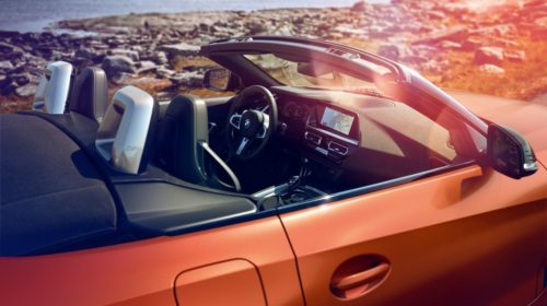 2019 BMW Z4 M40i-official-images-2