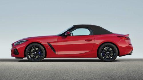 2019 BMW Z4 Roadster 3