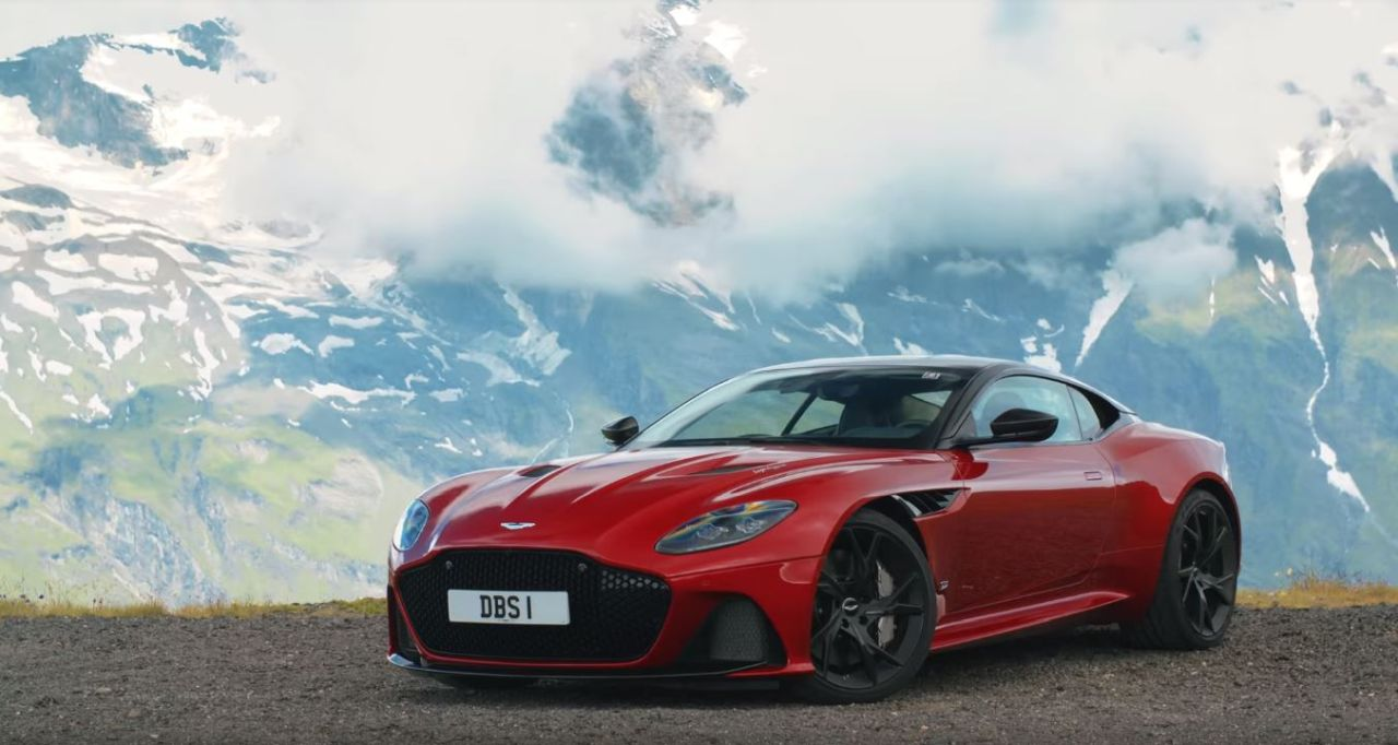 Aston Martin DBS Superleggera-Reviews