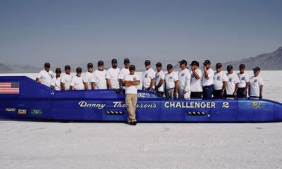 Danny-thompson-challenger-2-bonneville-record