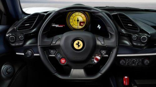 Ferrari 488 Pista Spider Aperta 7