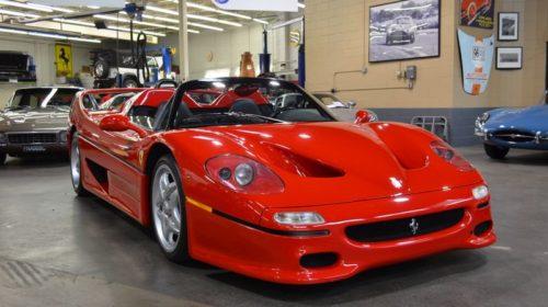Ferrari F50 Prototype for sale-1
