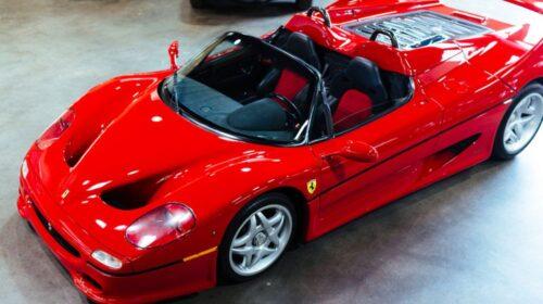 Ferrari F50 Prototype for sale-2