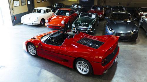 Ferrari F50 Prototype for sale-3