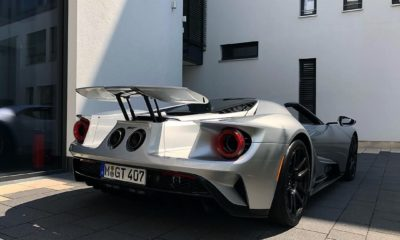 Ford GT-muc-collector-replacement