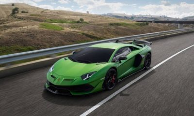 Exclusive Lamborghini Lb48h Hybrid Supercar Showcased At A Private