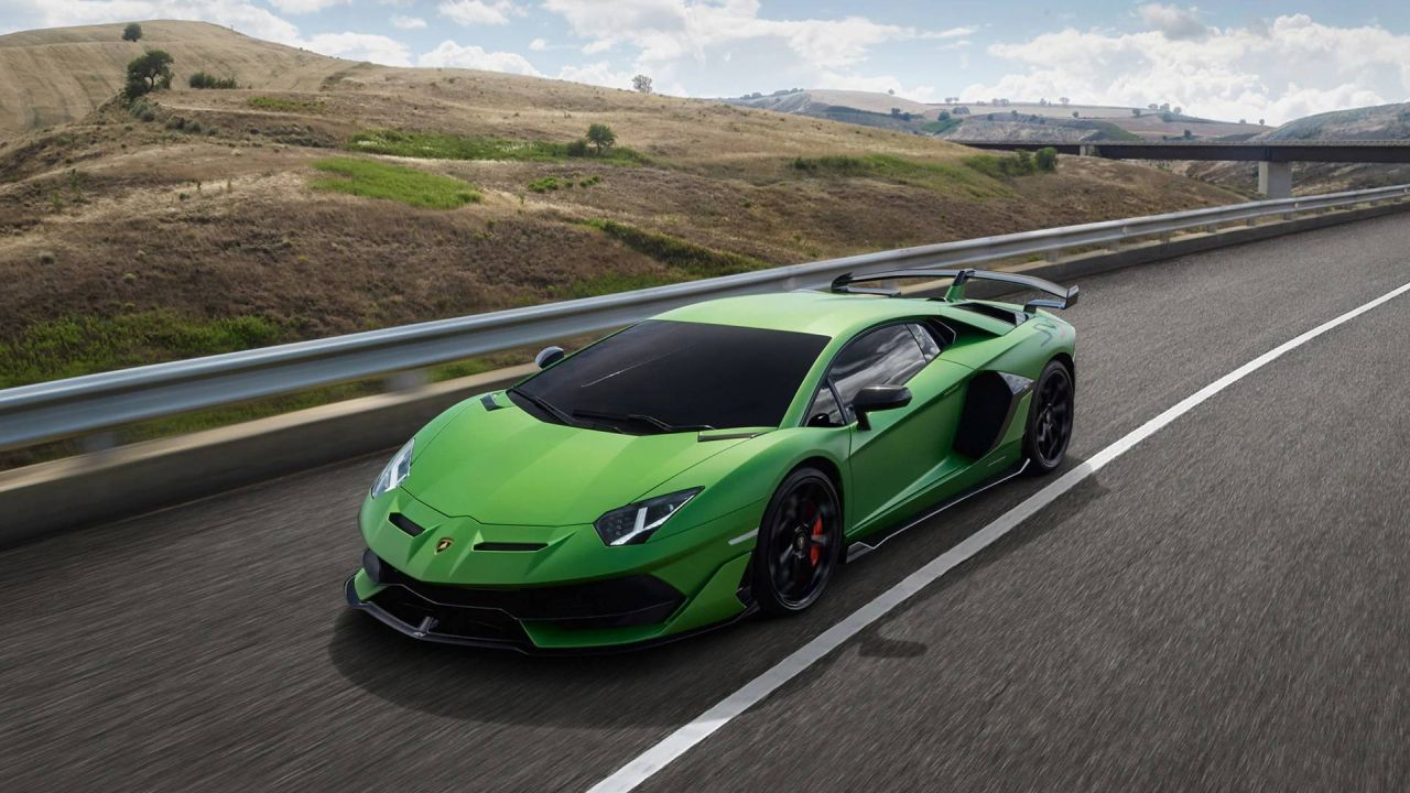 Lamborghini Aventador Successor Arriving In 2020 With V12 Hybrid Train