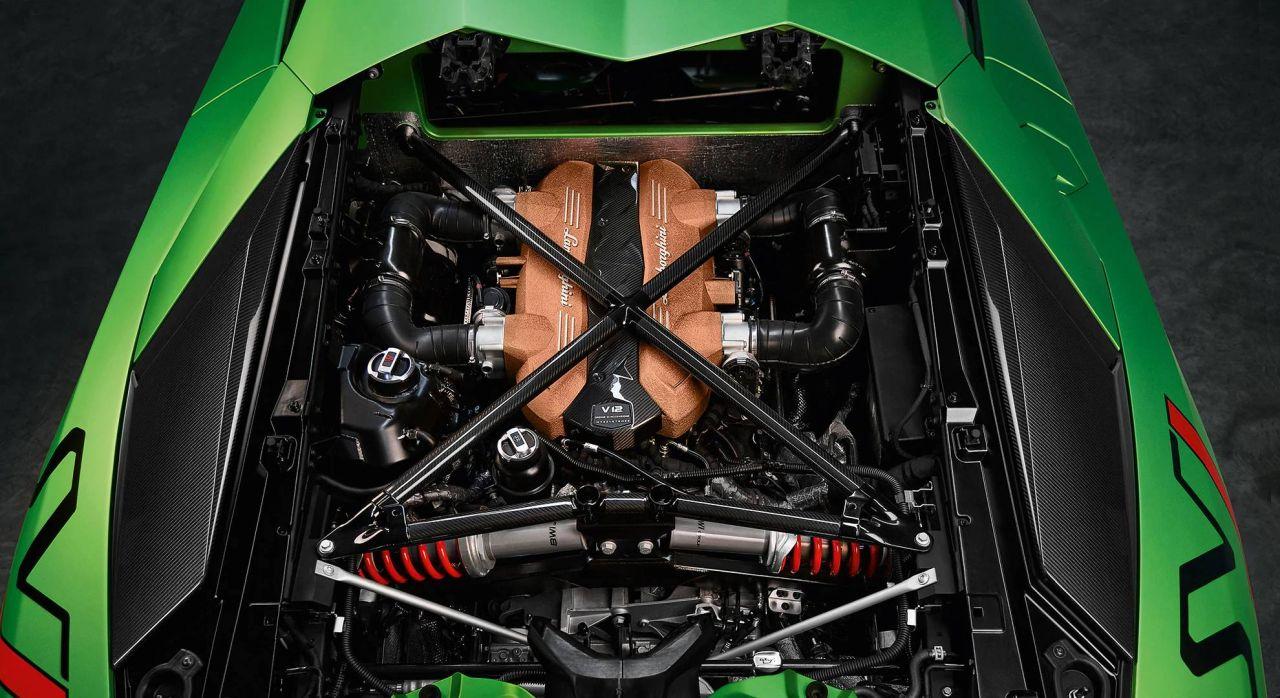 Lamborghini Aventador Svj Coupe Revealed At Pebble Beach The