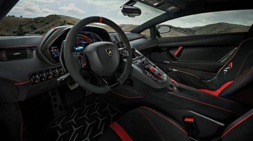 Lamborghini Aventador SVJ Pebble Beach 7.1