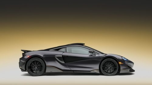 McLaren 600LT Stealth Grey MSO Pebble Beach 3