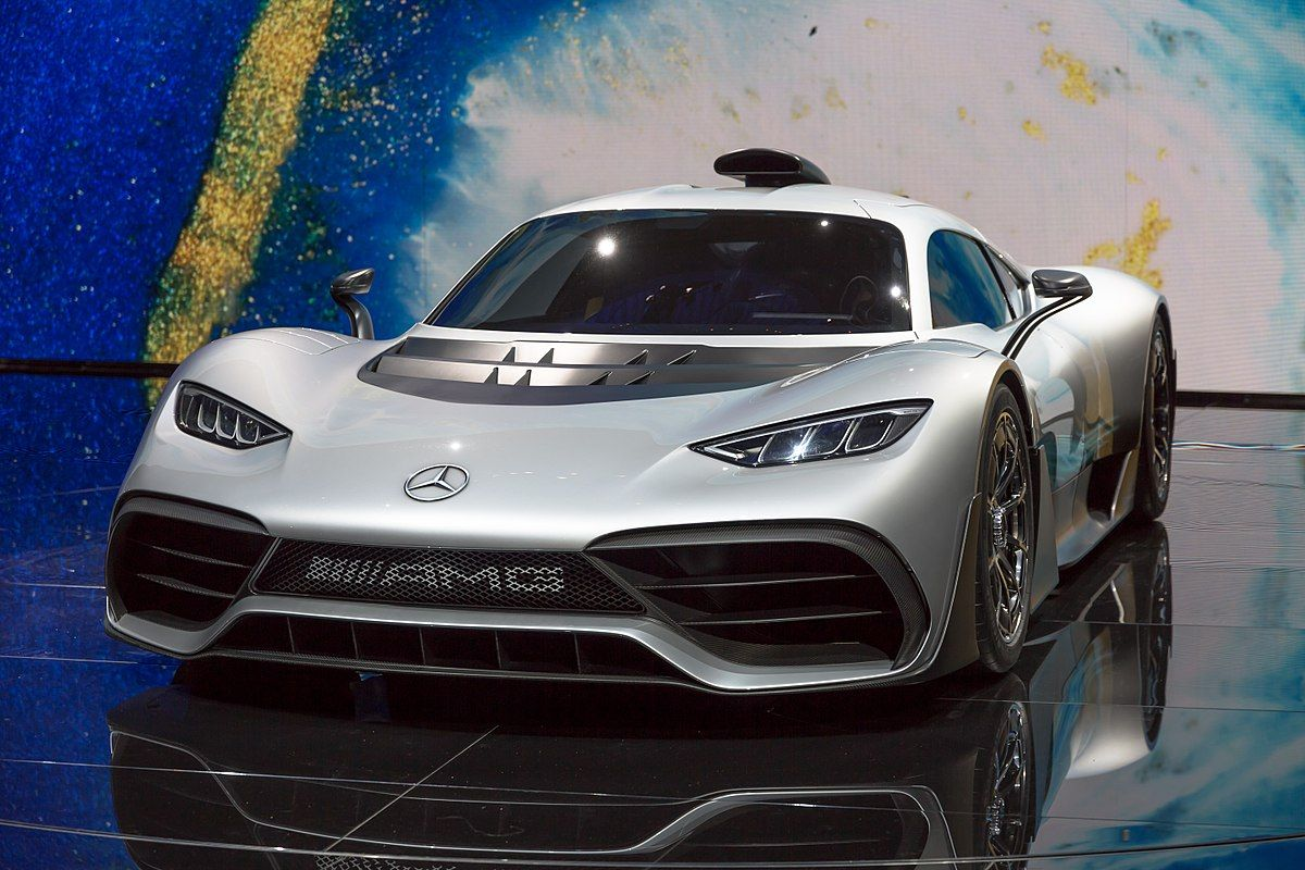 Amg One Is The Official Name Of Mercedes Project One Hypercar The