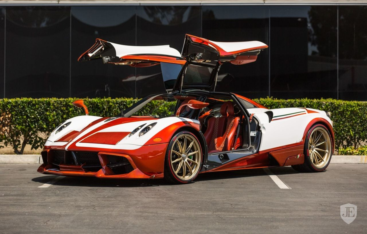 Pagani Huayra For Sale >> One Off Huayra Lampo And Huayra Bc For Sale At Pagani Newport Beach