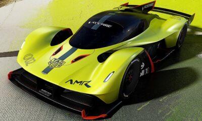 Aston Martin Valkyrie AMR Pro Geneva