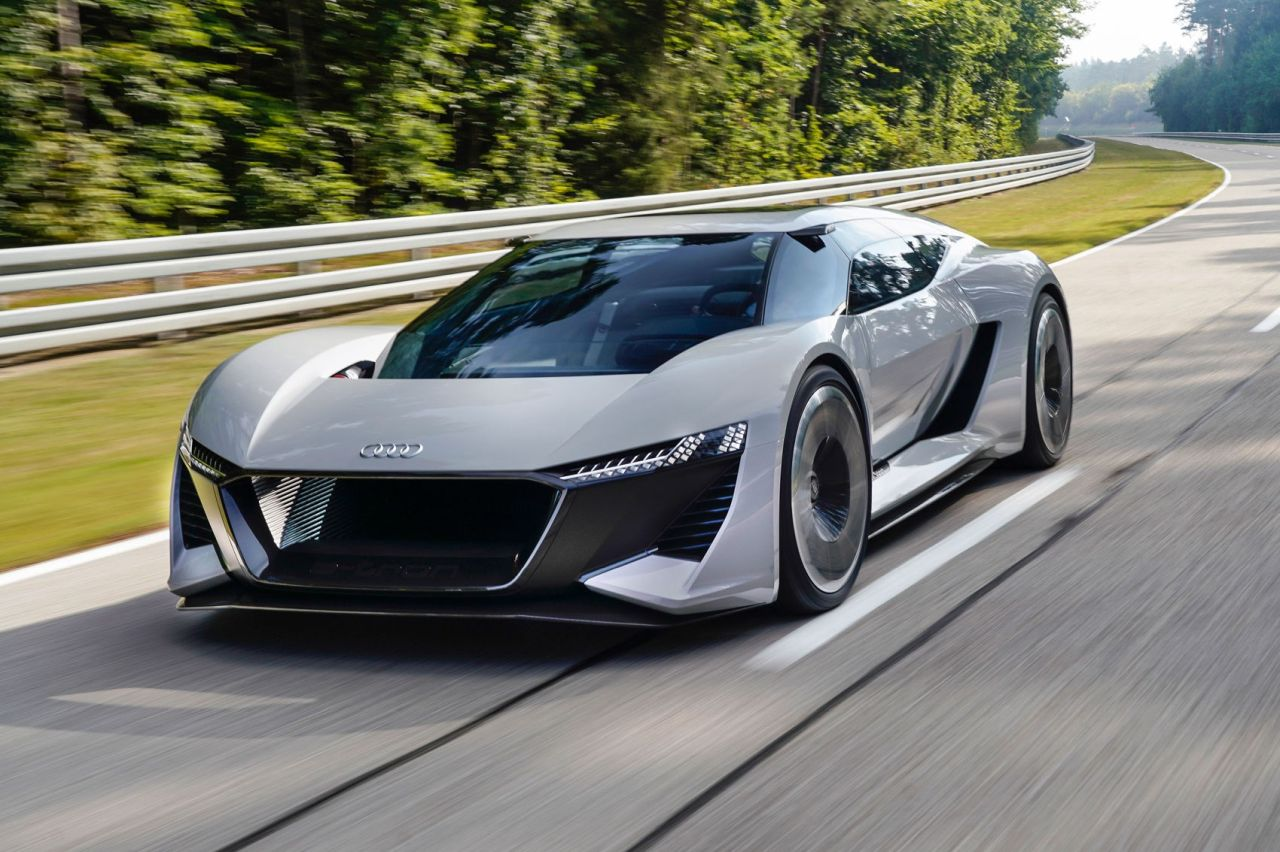 Audi PB18 e tron 2018 Pebble Beach 1