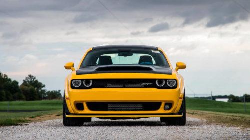 Michael Andretti Dodge Demon Auction