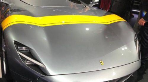 Ferrari 812 Monza SP1 10