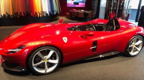 Ferrari 812 Monza SP1 15