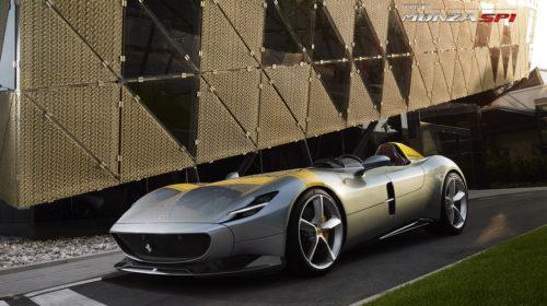 Ferrari Monza SP1 Monoposto 2
