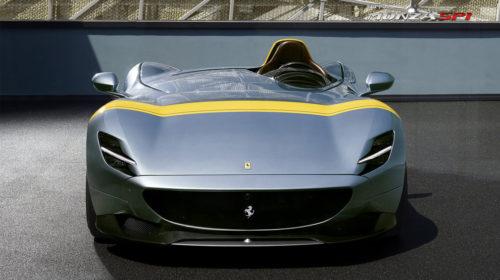 Ferrari Monza SP1 Monoposto 3
