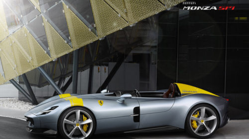 Ferrari Monza SP1 Monoposto 4
