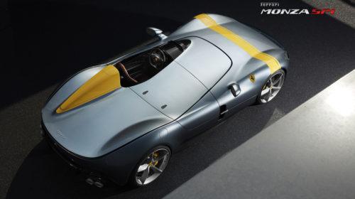 Ferrari Monza SP1 Monoposto 5