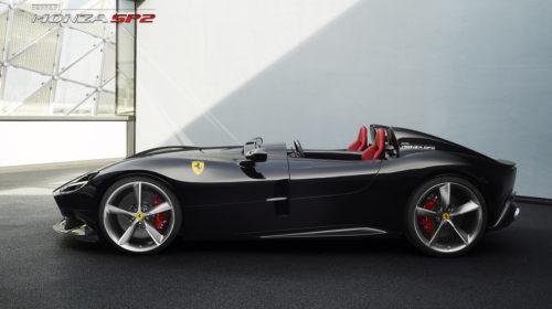 Ferrari Monza SP2 Biposto 1