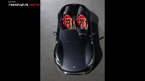 Ferrari Monza SP2 Biposto 2