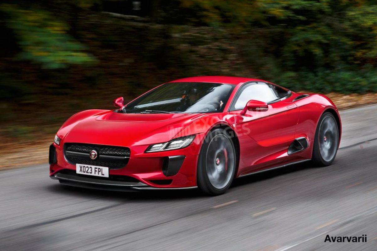 Photos 2021 Jaguar J Type