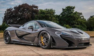 Jenson Button Mclaren P1 For Sale 01