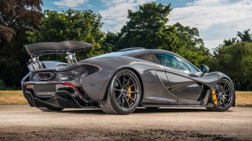 Jenson Button Mclaren P1 For Sale 02