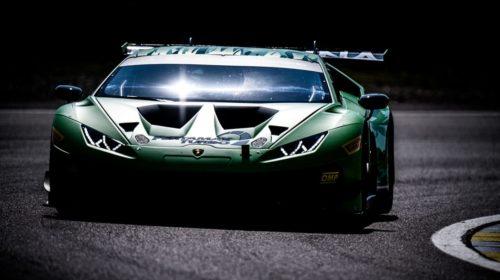 Lamborghini Huracan GT3 Evo Racer 01