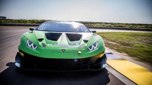 Lamborghini Huracan GT3 Evo Racer 02