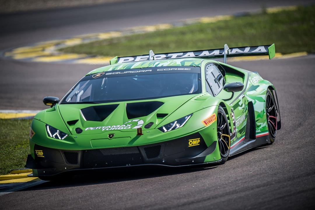 Lamborghini Huracan GT3 Evo Racer 03