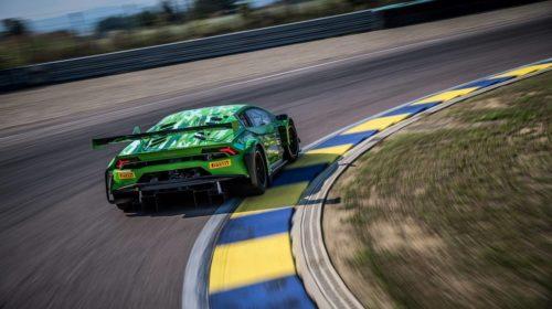 Lamborghini Huracan GT3 Evo Racer 06