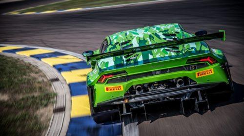Lamborghini Huracan GT3 Evo Racer 07
