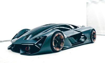 Lamborghini Terzo Millennio concept 1
