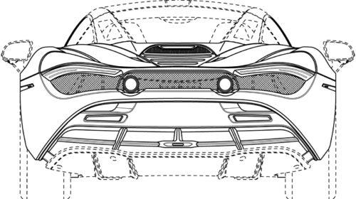 Mclaren 720S Spider Patent Drawings 04