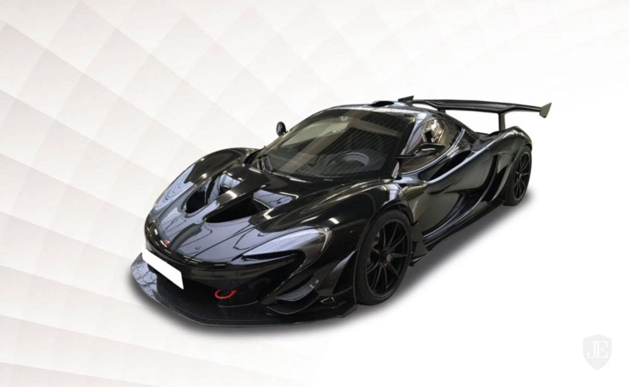 Street Legal McLaren P1 GTR Lanzante for sale Knight International 2