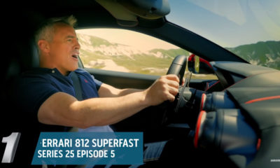 Top Gear Top 5 Supercars List